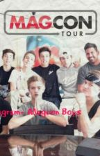 Magcon Boys- Instagram  by palmira_grier
