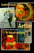 Artist In Action (English Artbook 2017) by MiepProductions