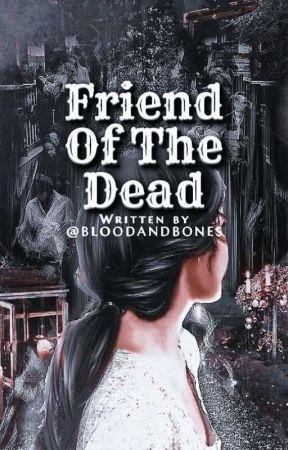 Friend Of The Dead {Twilight} by shawin02