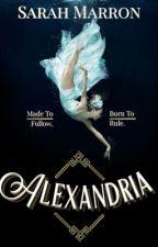 Capturing Alexandra by Golden_Mermaid13