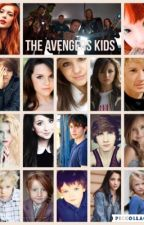 The avengers kids by marvel_mystery