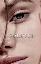 Soldier • Bucky Barnes  by widowkiss
