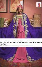 """Malima"""" La Fille Du Damel Du Cayor""""{EN PAUSE} by Racinaa"""