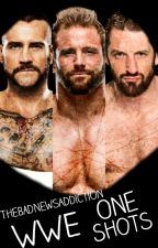 WWE One Shots by PalePrincessAsh