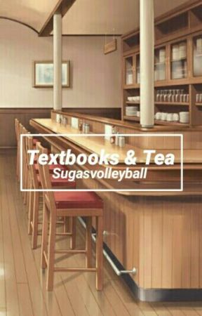Textbooks & Tea [Bokuaka Oneshot] by sugasvolleyball