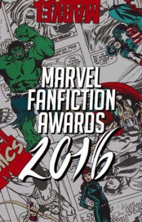 Marvel FanFiction Awards 2016 by MarvelFanficAwards