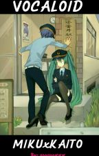 Vocaloid Miku X Kaito by googoo888_