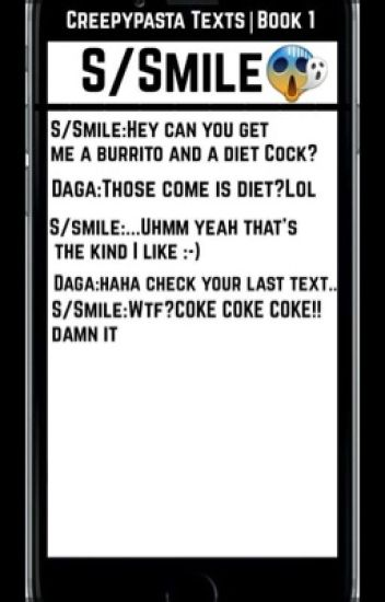 Creepypastas funny text
