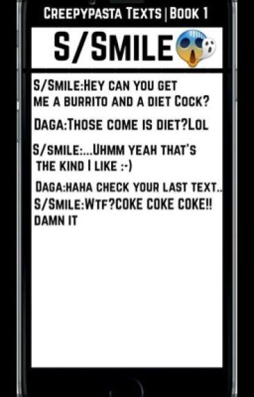 Creepypastas funny text #Watty2016