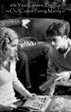 6th Year Golden Trio Rp →Oc/Canon Paring Mainly← by -blue_rose_princess