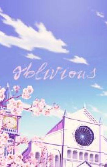 Oblivious    Hikaru Hitachiin Love Story