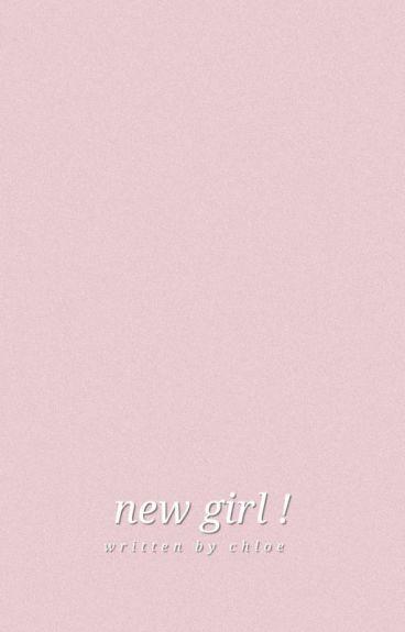 new girl  ➵ geordie shore