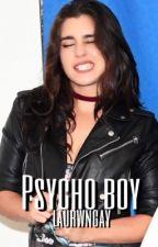 psycho boy + mitw by laurwngay