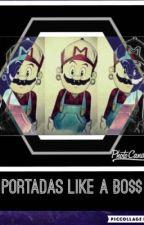 Portadas like a BO$$ by VioletsAreBlue24
