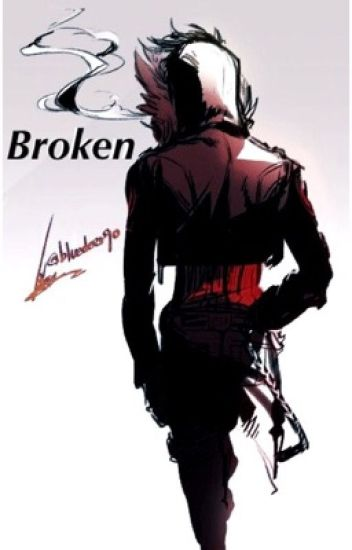 Broken || Echofell!Sans fanfiction ||