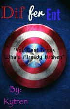 Diffrent (Captain America Fanfic Book 1) by kytren