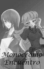 Monocromo Encuentro (Nathaniel Y Tu) by ravenyubel