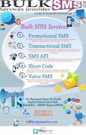 Bulk SMS Services Provider by janvi589