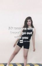 50 reasons why i won't go out with you x lrh | CZ translation | by sidneydoyle