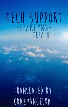 Tech Support by CrazyAngelka