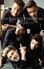 One Direction Preferences by kaylad013