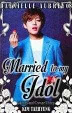 Married To Kim Taehyung  by Daenielle_Aubrey08
