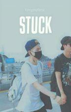 Stuck (Suga BTS fanfiction) by PeachesKim