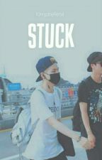 Stuck (Suga BTS fanfiction) by kimptrellena