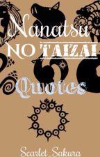 Nanatsu No Taizai Quotes by Scarlet_Sakura
