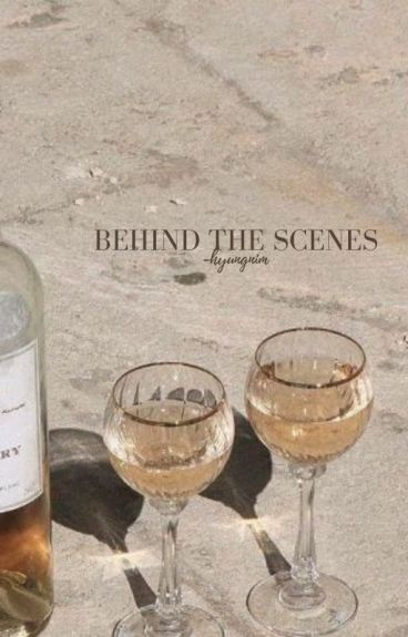 Behind the Scenes | ✓
