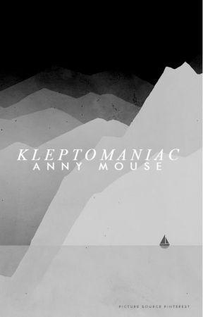 Kleptomaniac ⏩ Graphics by theoneeesha