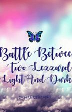 EPU II: Battle Between Two Lezzard Light And Dark (ON-HOLD) by sweetlittlecupid
