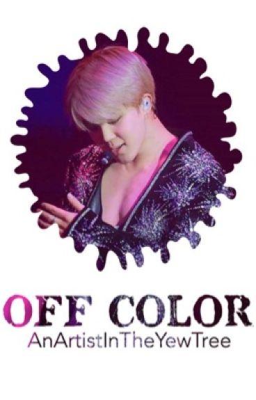 Off Color (Jimin x Reader)