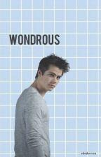 wondrous  / ff teen wolf by ashsivbaeanx