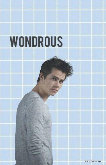 wondrous  / ff teen wolf
