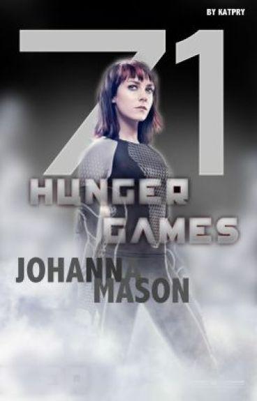 The Hunger Games: Johanna Mason by katpry
