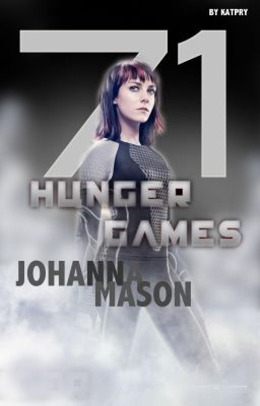 The Hunger Games: Johanna Mason by katpry