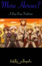 More Heroes? {A Dog Days Fanfiction} by celestial_mp3
