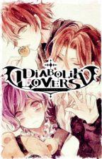 Dark Commitment (Diabolik Lovers Fan fiction) by laitoamv