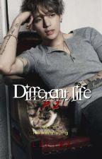 حياة مختلفة   Different Life by lllirx