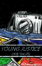 Young Justice One shots [Request Closed] by somestuff101s