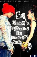 She Know's Everything! The Gangster's Secret(Completed) by Rissa_Parcs
