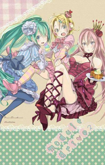 Xả ảnh Vocaloid bla bla :V
