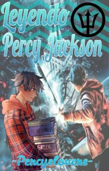 Leyendo Percy Jackson con los dioses.