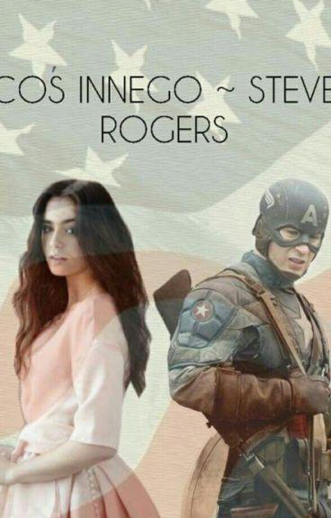 Coś innego- Steve Rogers [ZAKOŃCZONE]