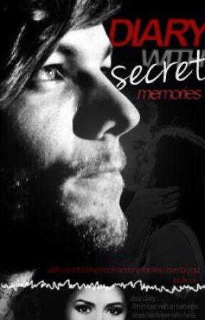 DIARY WITH SECRET MEMORIES by BebLikeADirectioner