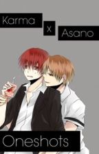 Karma x Asano Oneshot Book by animeshipperr