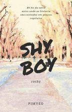 shy boy;;;astro [EM BREVE] by furwild