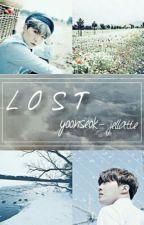 lost ⇄ yoonseok by jellatte