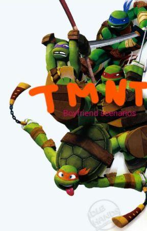 TMNT boyfriend scenarios - Mating season (Leo & Raph) - Wattpad